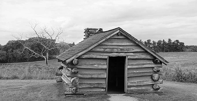 Richard Reeve - Valley Forge - Home sweet Hut