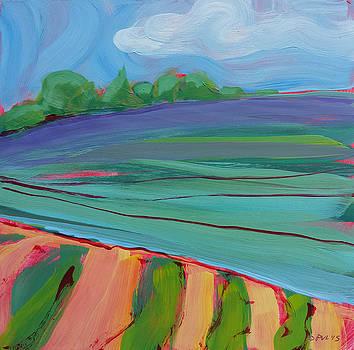 Valley Morning 33 by Pam Van Londen