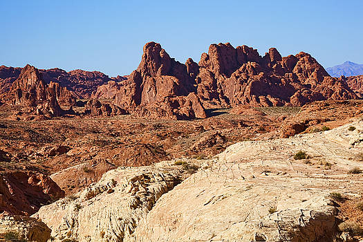 Kelley King - Valley of Fire Contrast