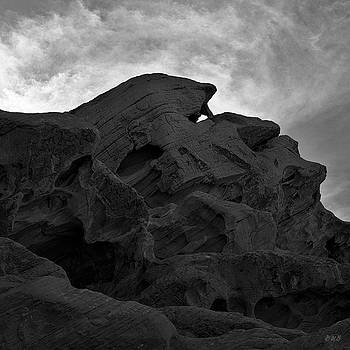 David Gordon - Valley of Fire IV SQ BW