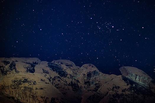 Valley of Fire Night by Scott Harris