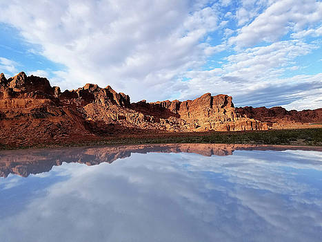 Valley of Fire, NV by Bruce Bradley
