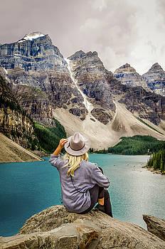 Valley of the Ten Peaks by Rod Sterling