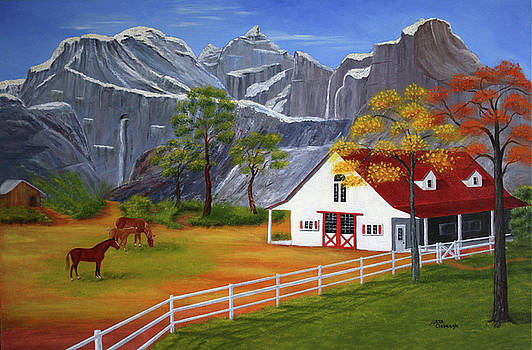Valley Ranch by Arno Clabaugh