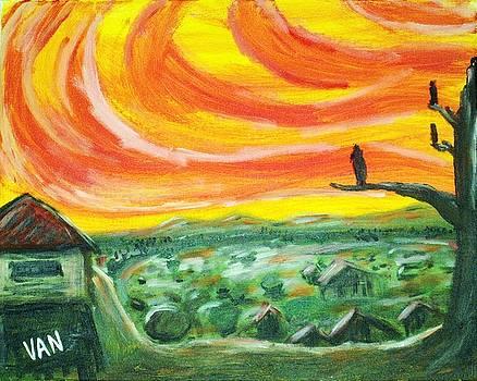 Valley by Van Winslow