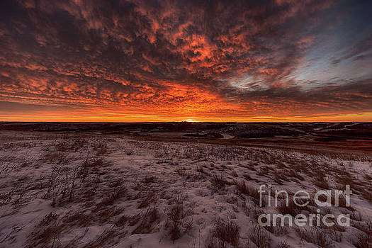 Valley Views by Ian McGregor