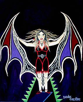 Vampire lady of death by Deidre Firestone
