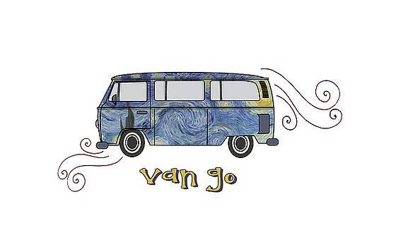 Van Go by Heather Applegate