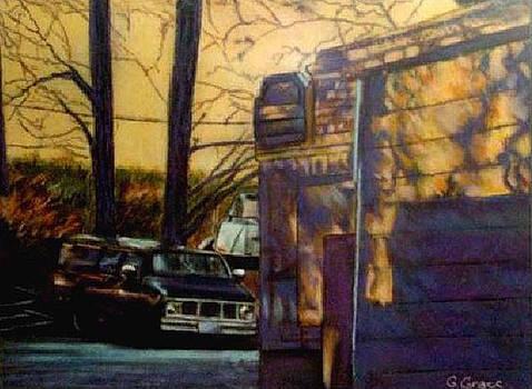 Van Shadows by George Grace
