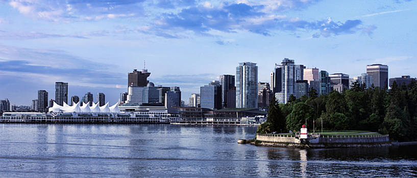 Vancouver, B.C. by Rick Lawler