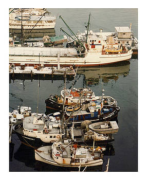 Jack Pumphrey - Vancouver Harbor fishin fleet