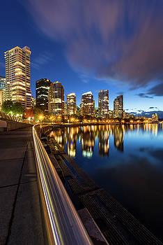 Vancouver by Nebojsa Novakovic