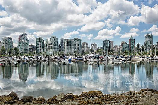 Patricia Hofmeester - Vancouver skyline