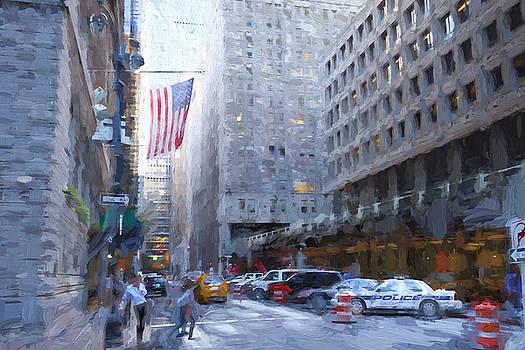 Vanderbilt Avenue, NYC by Matthew Ashton