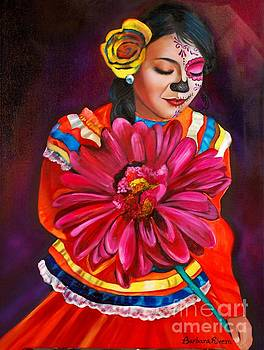 Vanessa 2 by Barbara  Rivera
