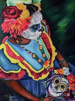 Vanessa-mask by Barbara Rivera