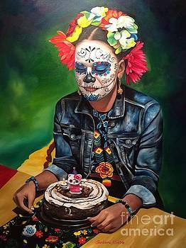 Vanessa's Birthday by Barbara  Rivera