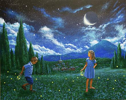 VanGogh's Fireflies by Joe Mckinney