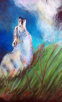 Vanishing Grey Wolf 3 Wanted Alive by Marjorie Lynne Wagner