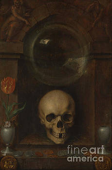 Jacques II de Gheyn - Vanitas still life, 1603