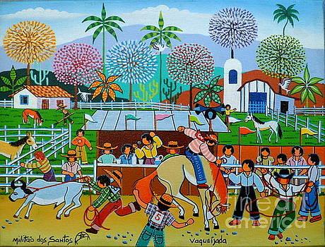 Vaquejada by Militao Dos Santos Militao