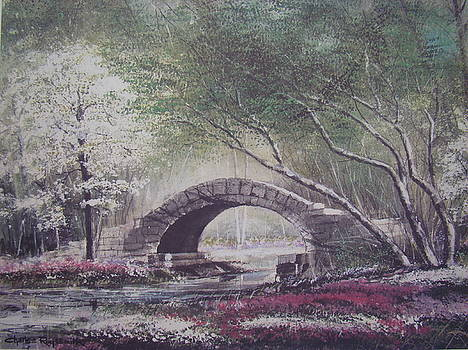 Vardell Gardens by Charles Roy Smith