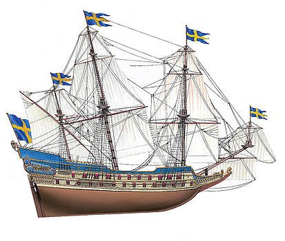 Vasa by The Collectioner