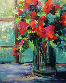 Vase by Daylight by Karen Ahuja