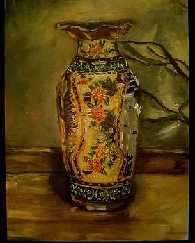 Vase by Esmeralda Acupan