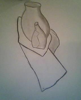 Vase by Myya Collins