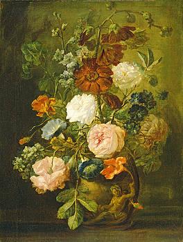 Vase of Flowers by Bishopston Fine Art