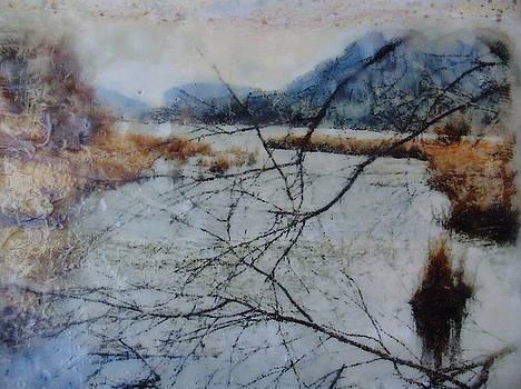 Vaseux Autumn by Margaret Phillips