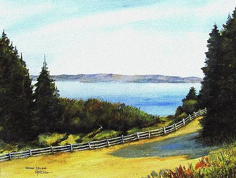 Vashon Island by Marti Green