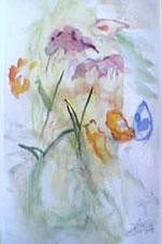 Vaso Di Fiori by Barbara Reale