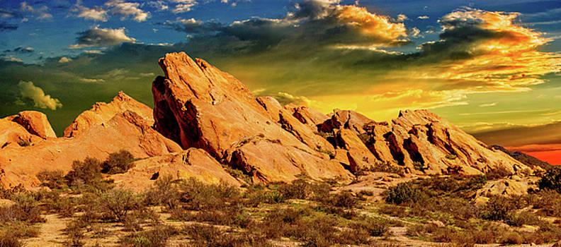 Mike Penney - Vasquez Rocks 2