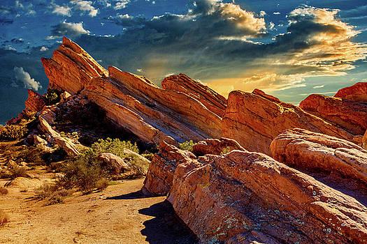 Mike Penney - Vasquez Rocks 3