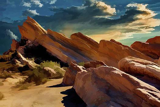Mike Penney - Vasquez Rocks 4