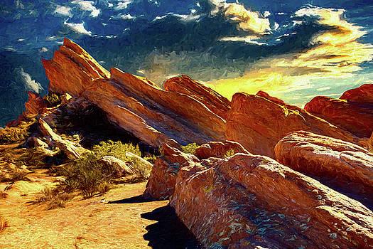 Mike Penney - Vasquez Rocks 7