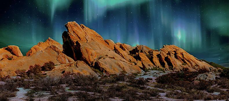 Mike Penney - Vasquez Rocks