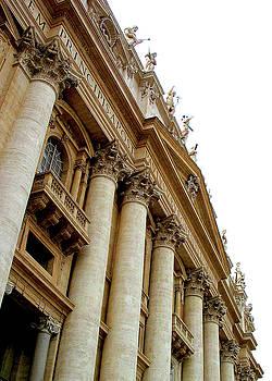 Vatican Architecture by MJ Cincotta