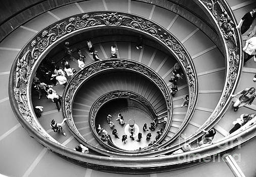 Vatican BW by Stefano Senise