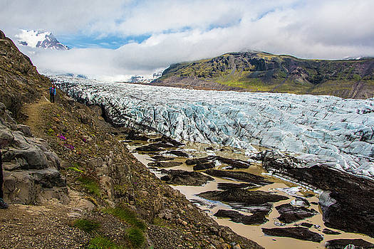 Venetia Featherstone-Witty - Vatnajokull or Vatna Glacier, Iceland