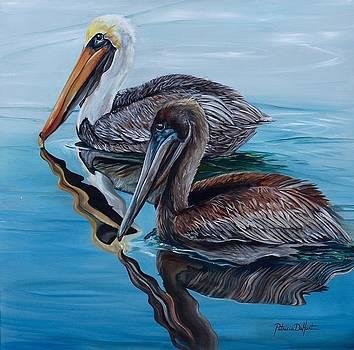 VB Pelicans by Patricia DeHart