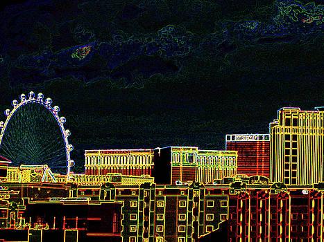 Vegas Baby by Art By ONYX
