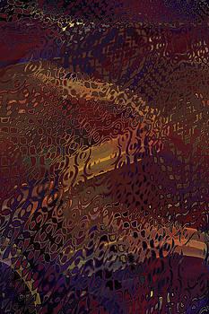 Vegas Carpet by Constance Krejci