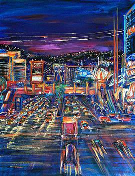 Li Newton - Vegas Lights