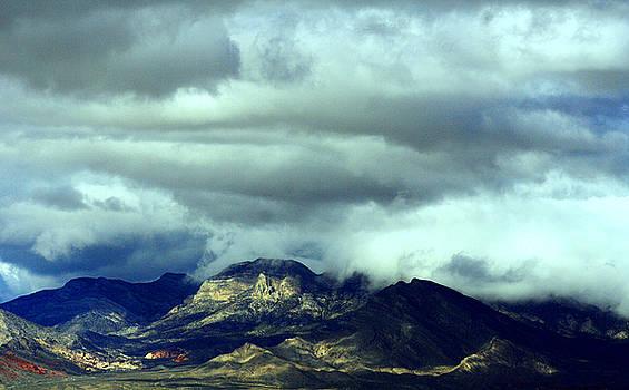 Vegas Mountains by Shelly Davis