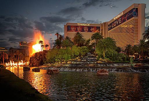 Ricky Barnard - Vegas Volcano