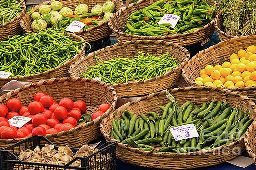 Bob Phillips - Vegetable Baskets