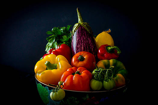 Vegetables by Mary Carver